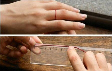 Как определить размер кольца в алиэкспресс