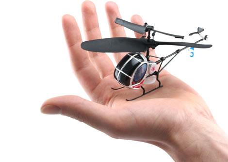 Почему вертолет на радиоуправлении тянет в сторону