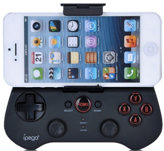 Bluetooth джойстик для iphone ipad ios