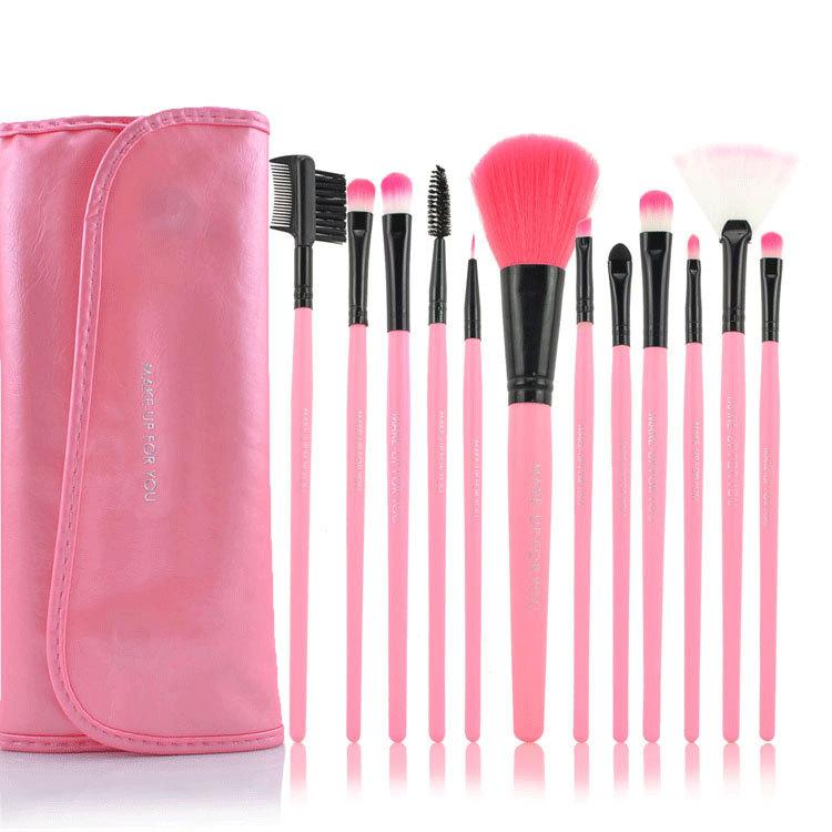 Кисти для макияжа из натурального ворса алиэкспресс 157