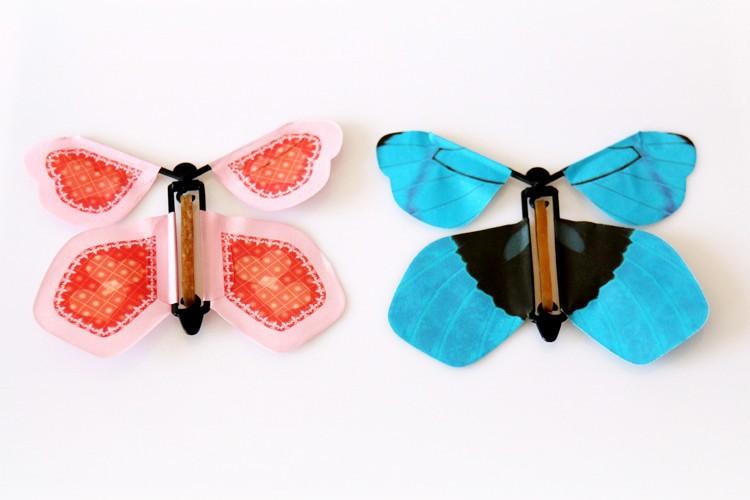 Бабочка вылетающая из открытки купить
