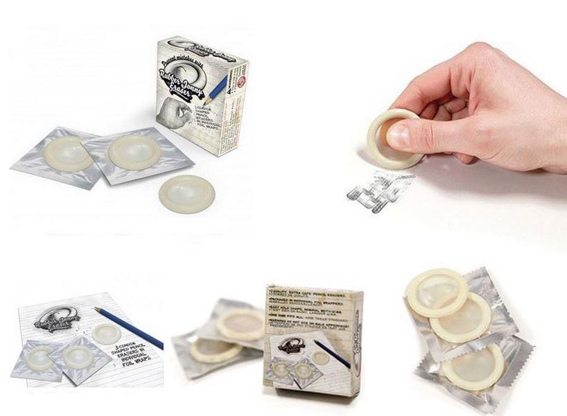 Резинка от презерватива
