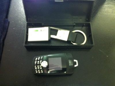 Мобильный телефон брелок Bmw X5 X6 маленький мини