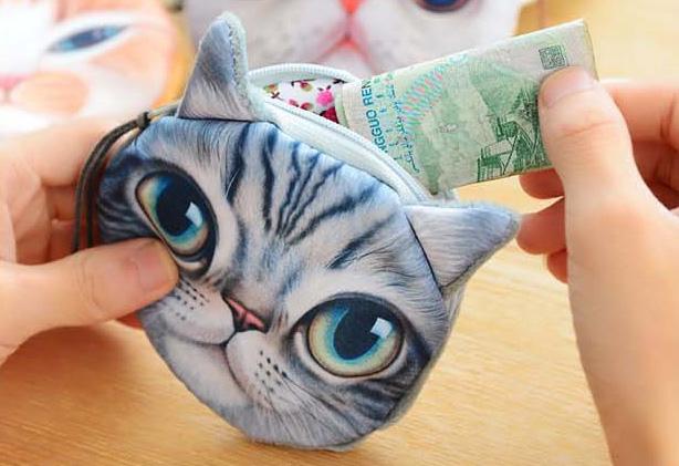 5f739d16ecdc Тип материала: Кошельки с кошками - кошелёк Кот | Обзор товаров, прикольные  и необычные товары, вещи, штуки, гаджеты и подарки