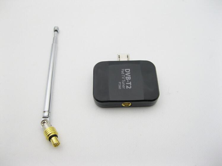 Geniatech MyGica PT360 (DVB-T2 Pad TV Tuner) - USB тюнер для